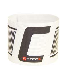 Kapitánská páska FREEZ CAPTAIN'S BAND white