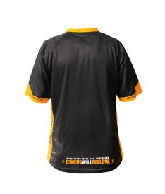 Dres OXDOG RACE SHIRT black/orange  L - Trička
