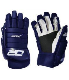 "Hokejové rukavice DR 250 navy junior - 12"""