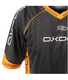 OXDOG RACE SHIRT black/orange  XXL - T-Shirts
