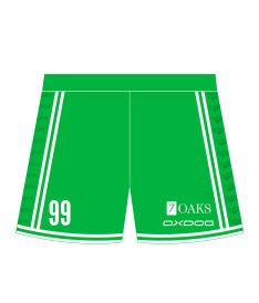 FREEZ SUBLI TEAM SHORTS - FBŠ BOHEMIANS muži A