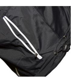 Sportovní bunda OXDOG ACE WINDBREAKER JACKET black 164 - Bundy