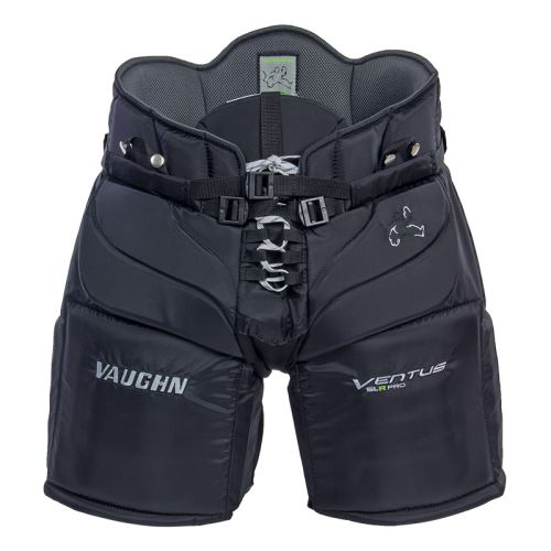 GOALIE PANTS VAUGHN VENTUS SLR PRO black senior - L - Hosen