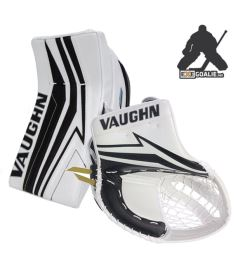 SET VAUGHN BLOCKER + CATCHER VELOCITY V9 XP PRO senior REG