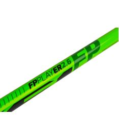 EXEL FPplayER 2.6 green 103 ROUND SB L ´16  - Floorball stick for adults