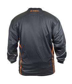 EXEL S100 GOALIE JERSEY black/orange XL - Pullover