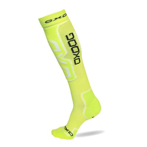 OXDOG COMPRESS SOCKS neon yellow
