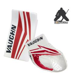 SET VAUGHN BLOCKER + CATCHER VELOCITY V9 PRO youth REG