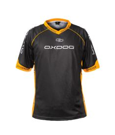 OXDOG RACE SHIRT senior black/orange