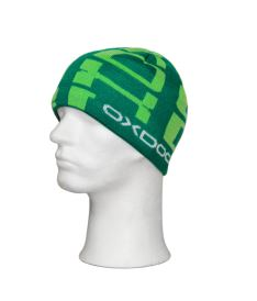 Čepice OXDOG ROCK WINTER HAT green/light green/white
