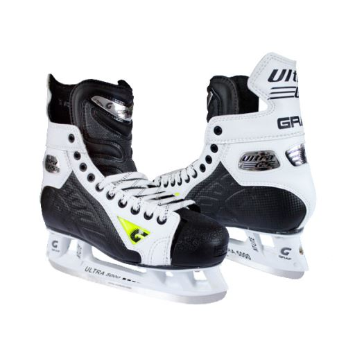 GRAF SKATES ULTRA G-5 black/white - D