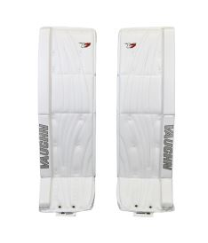Goalie pads VAUGHN GP VELOCITY V7 XR CARBON PRO white senior - 35+3 Ciliak