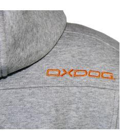 Sportovní mikina OXDOG VERTIGO HOOD grey JR