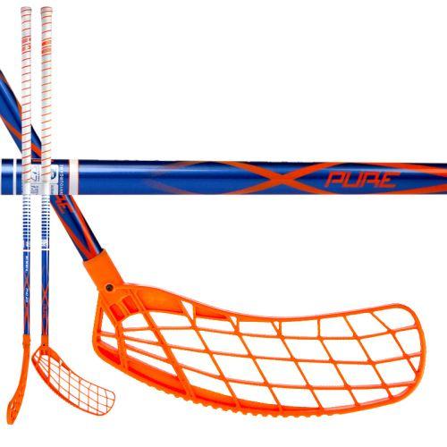 EXEL P40 BLUE 2.9 98 ROUND SB L - Floorball-Schläger für Erwachsene