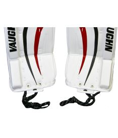 "Goalie pads VAUGHN GP VENTUS LT88 white/black/red senior - 36+2"" - Pads"
