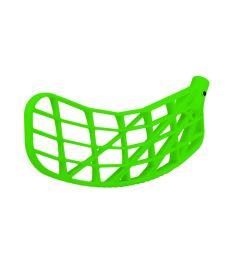 EXEL BLADE VISION MB neon green R - Floorball Schaufel