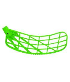 Florbalová čepel EXEL VISION SB neon green R - florbalová čepel