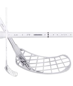 ZONE STICK MONSTR AIRLIGHT 27 white/silver 104cm