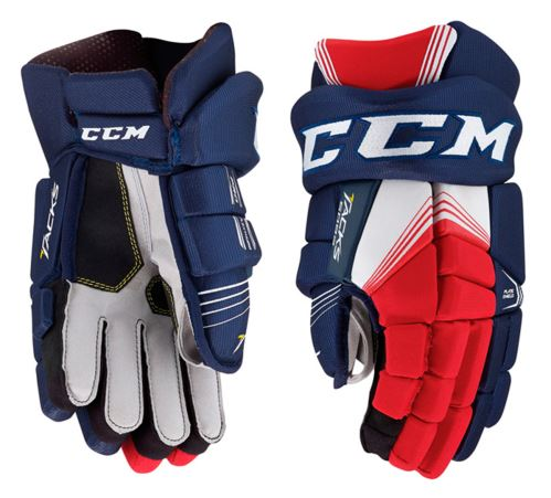 CCM HG TACKS 5092 navy/red/white senior - Handschuhe