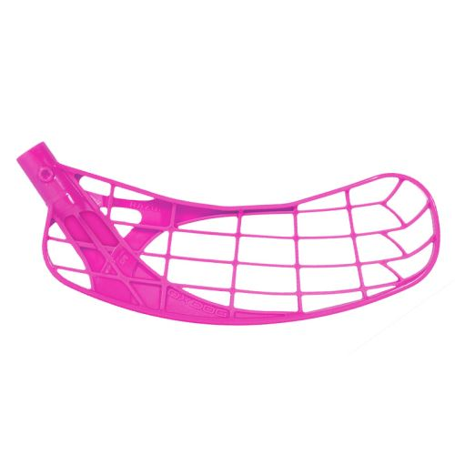 OXDOG RAZOR NB N.PINK L - floorball blade
