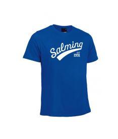 SALMING Logo Tee Royal Blue Medium