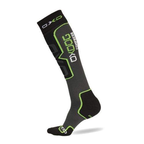 OXDOG COMPRESS SOCKS black