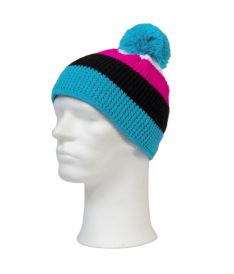 OXDOG COOL WINTER HAT turquoise/pink S/M
