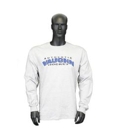 VAUGHN T-SHIRT LS grey senior - XL