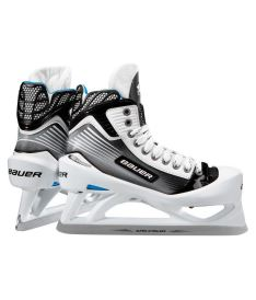 BAUER GOALIE SKATES REACTOR 6000 senior - 10.5 E