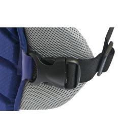 VAUGHN CHEST & ARMS VENTUS SLR PRO blue/silver/white senior - S - Arm + chest