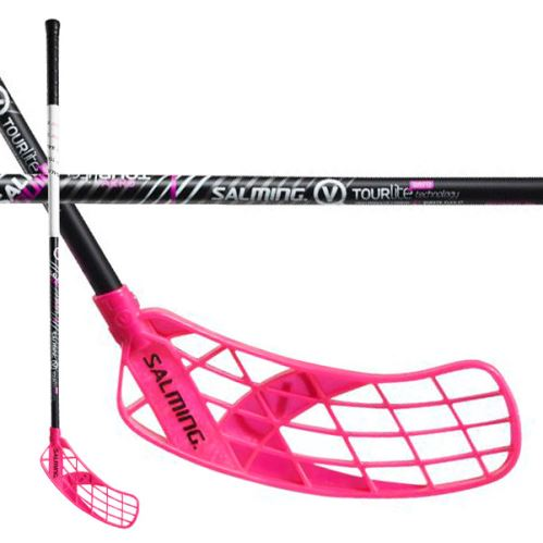 SALMING Quest5 TourLite Aero 100/111 - Floorball stick for adults