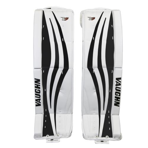 Goalie pads VAUGHN GP VELOCITY V7 XR white/black int - 30+2