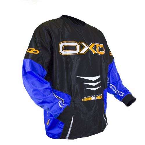 OXDOG GATE GOALIE SHIRT black M (no padding) - Pullover