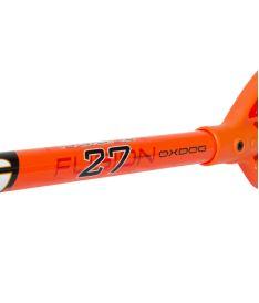 OXDOG FUSION 27 neon orange 101 OVAL MB R '15 - Floorball-Schläger für Erwachsene