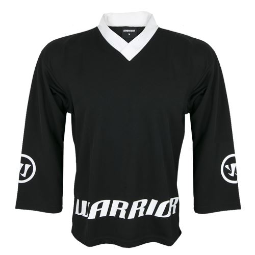 WARRIOR JERSEY LOGO black - S - Jerseys