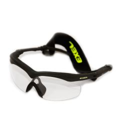 EXEL GOGGLES HURRICANE black/neon yellow senior