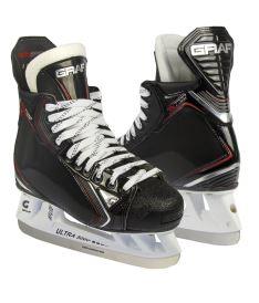 GRAF SKATES PK-7700 black SWI - EE 8,5 - Skates