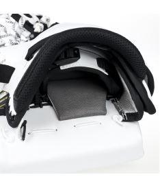 CATCHER VAUGHN VENTUS LT68 white/black junior - FR - Catch gloves