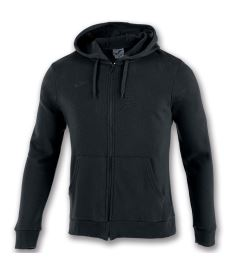 JOMA SWEATSHIRT ZIPPER ARGOS II BLACK