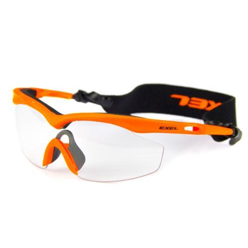 EXEL X80 EYE GUARD senior orange - Protection glasses