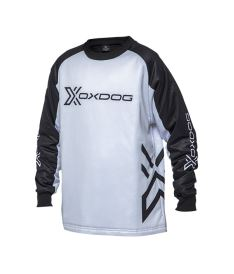 OXDOG XGUARD GOALIE SHIRT JR black/white