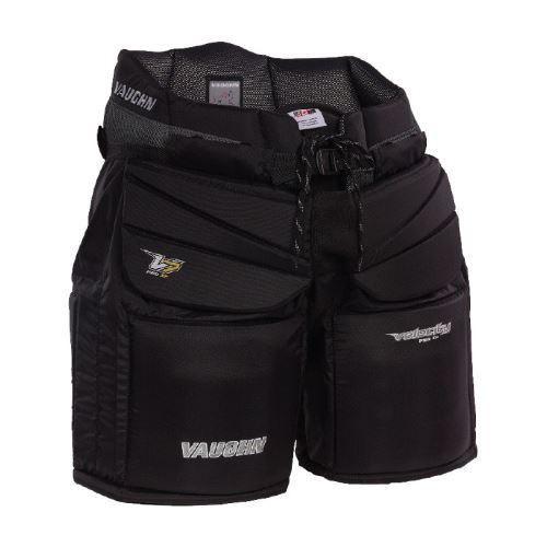 GOALIE PANTS VAUGHN VELOCITY V7 XF PRO black senior - XS - Pants