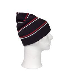 OXDOG JOY WINTER HAT black/red/white - S/M - Caps und Mützen