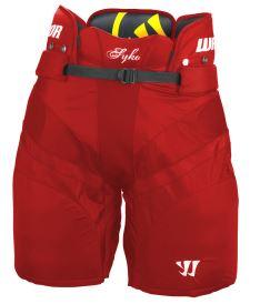 Hockey pants WARRIOR SYKO red junior - M