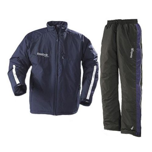 REEBOK WINDBREAKER Padded Suit black - XXL - Sets