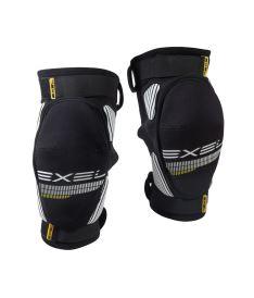 EXEL ELITE KNEE GUARD senior black XL - Pads and vests