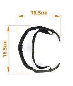 EXEL X80 EYE GUARD senior black - Protection glasses