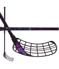 ZONE STICK ZUPER AIRLIGHT 27 black/rainbow 100cm