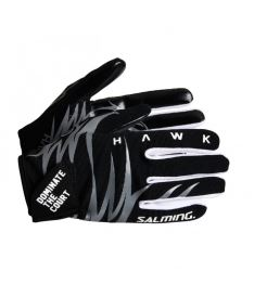 SALMING Hawk Gloves Black/Grey