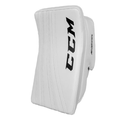CCM EXTREME E-FLEX 500 BLOCKER white senior - FR - Blocker gloves